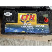 Bateria Solar Lth Ciclado Profundo 115 Ah A 12 Vcd Mas Envio