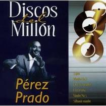 Cd De Perez Prado:discos Del Millon 1998