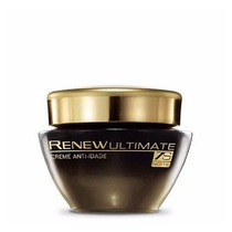 Avon Creme Anti-idade Renew 45+ Noite Ultimate 50g