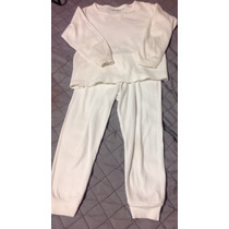 Paquete Con 3 Pijamas Ropa Interior Térmica Niño Talla 10