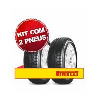 Kit Pneu Pirelli 205/55r16 Phantom 91w 2 Un - Sh Pneus
