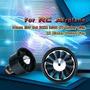 64mm Edf Set 2822 3500kv Motor W/12 Cuchillas Ducted Fan