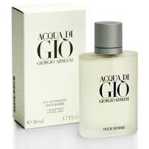 Perfume Agua De Gio 100 Ml Caballeros Original