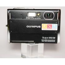 Câmera Digital Olympus Stylus 1050sw 10.1mp A Prova D