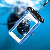 Funda Sumergible Tipo Bolsa, Iphone Galaxy Note Lg
