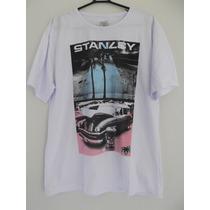Camiseta Stanley Surfwear Estampa Carro Praia