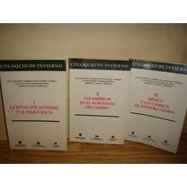 Coloquio De Invierno-c. Fuentes,garcía Márquez,f. Del Paso