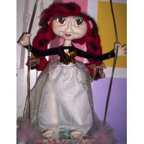 Muñeca De Tela Artesanal