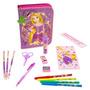 Cartuchera De Rapunzel Completa De Utiles Disney Store!!