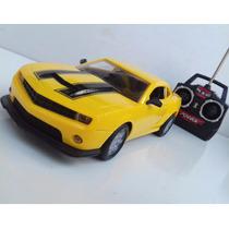 Carrinho Controle Remoto Mini Camaro