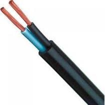 30 Metros Cabo Pp 2 X 1,50mm2 Flexivel - Normatizado