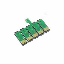 Chip Full C/botão Reset Full P/ Impressora Epson T1110 A3