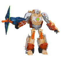 Transformers Prime Hunters Deluxe Autobot Ratche Transforme
