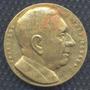 Medalla Compañía Petrolera De Chile Francisco Bulnes
