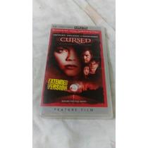 Película Cursed Para Psp Región 1 Nueva Y Sellada