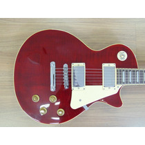 Guitarra Sx Ef3d Les Paul Vinho Trans, Outletmusical 12540 1