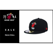 Gorra Snapback Miami Heat 7 1/2, Dc, New Era, Oakley, Fox