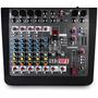 Allen & Heath Zedi 10fx Consola 6 Canales Mixer Sonido Envio