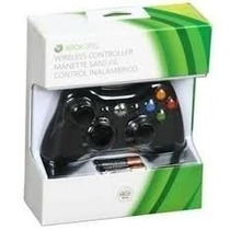 Manete Xbox360 Wireless 100% Original Microsoft Sem Fio