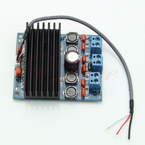 Placa Amplificador De Audio Estereo 100w Rms 12v Montada