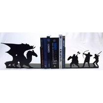 Aparador De Livros - Dragão E Guerreiros