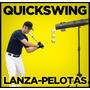 Quickswing Px4 Maquina Lanza Pelotas Por Gravedad P/ Beisbol