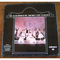 Clásica,maravilloso Mundo Del Ballet, Lp