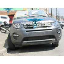 Sucata Range Rover Sport 2015 Somente Peças