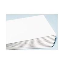10 Placas Depron Branco 5mm - 99x68cm