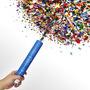Lança Confetes Coloridos 30cm (caixa Com 8 Unidades)