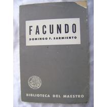 Facundo. Domingo F. Sarmiento. 1960. $139
