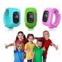Relógio Inteligente Infantil Com Gps + Frete Grátis