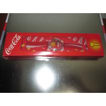 Reloj Coca Cola Bingo Nuevo Funcionando