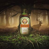 Licor Jägermeister 1 Litro Original 35%al Importado Alemanha