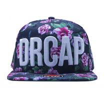 Boné New Drcap All Floral Jungle Flower Snapback Doutor Cap