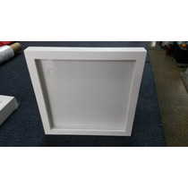 Marco Cajón/caja 30x30 Con Vidrio