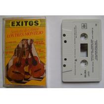 Los Tres Montejos / Serenata De Amor 1 Cassette