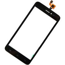 Nuevo Pantalla Tactil Touch Screen Lanix S520 Negro Garantia