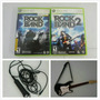 Set De Rock Band Para Xbox 360