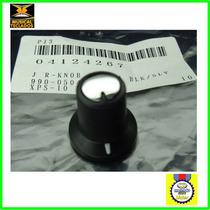 Knob ( Botão ) P/ Teclado Roland Gw8, Gw7, Bk9, Bk7 Original
