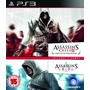 Assassins Creed Ps3 1 Y 2 Pack 2x1 Lgames