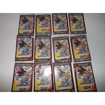 Dragon Bol City 12 Envelope Cartinha Card Pra Bater + Brinde