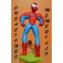 Souvenirs En Porcelana Fria Spiderman - Hombre Araña