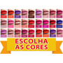 Batom Líquido Matte Fashion Cosméticos 12 Und + Frete Grátis<br><strong class='ch-price reputation-tooltip-price'>R$ 99<sup>90</sup></strong>