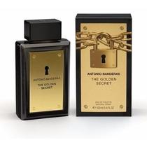 Perfume The Golden Secret 100ml Antonio Bandeiras Original!