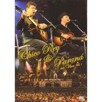 Dvd Chico Rey & Paraná - Ao Vivo Vol 1 - Original