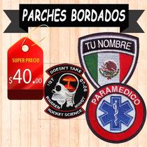 Parches Bordados Banderas, Logos, Escuelas Etc.