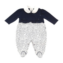 Noruega Baby - Macacão - Menina - 6m - Seminovo