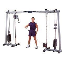 Gimnasio completo poleas cable pesas barra 50 - Equipamiento de gimnasios ...