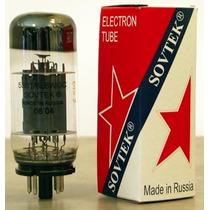 Bulbos 6l6 Sovtek Made In Russia Bulbo Tube 5881